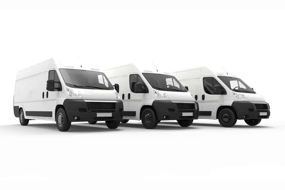 Financial lease bestelwagen